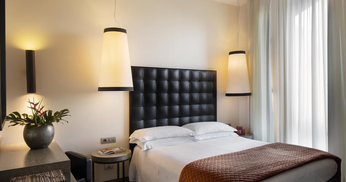 Rooms: 4 Star Hotel In Milan