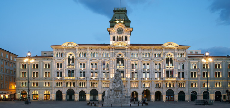Hotel Trieste | Boutique hotel Trieste | Starhotels Savoia Excelsior Palace - photo 1