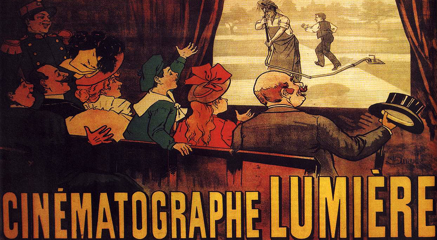 Lumière! The Invention of Cinema