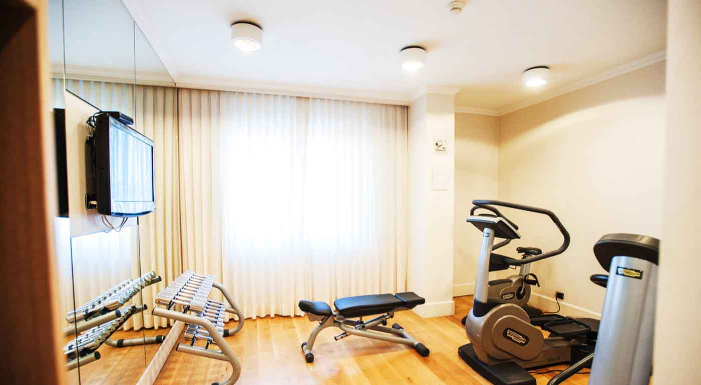 Fitness Room Tuscany