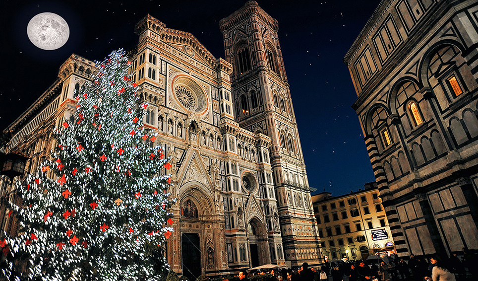 Christmas in Florence in 5 steps