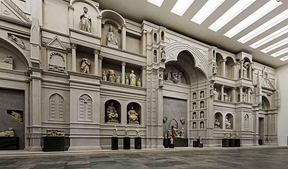 The New Museum of Opera Duomo