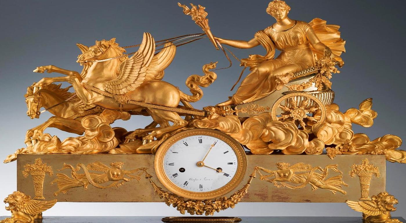 Real Time and Time of Reality. Clocks at the Pitti Palace from the 18th to the 20th century