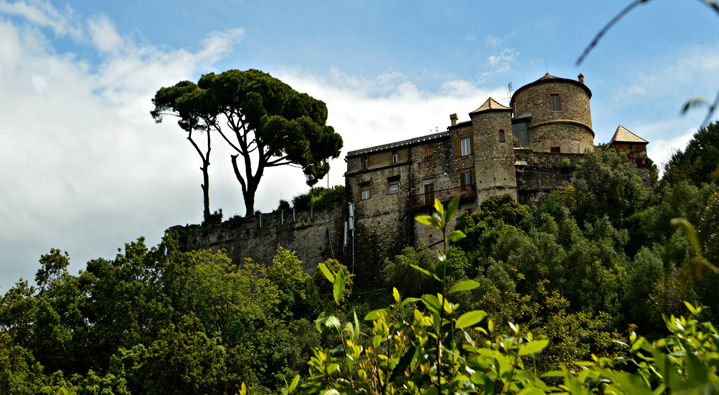 Brown Castle, Portofino