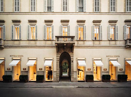 Via Gaggia Milano Hotel