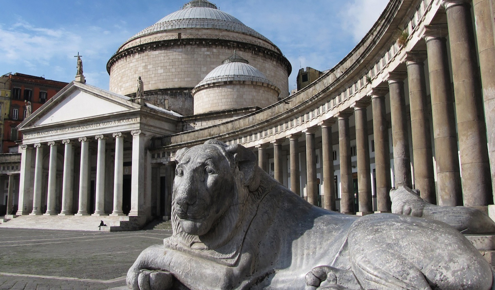 Top museum in Naples
