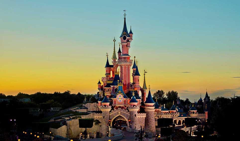 Disneyland Paris Room Only Reservations