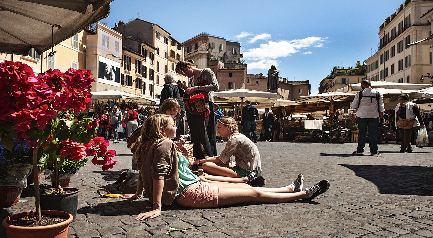 Michelangelo - Destination: Campo de' Fiori - photo 3