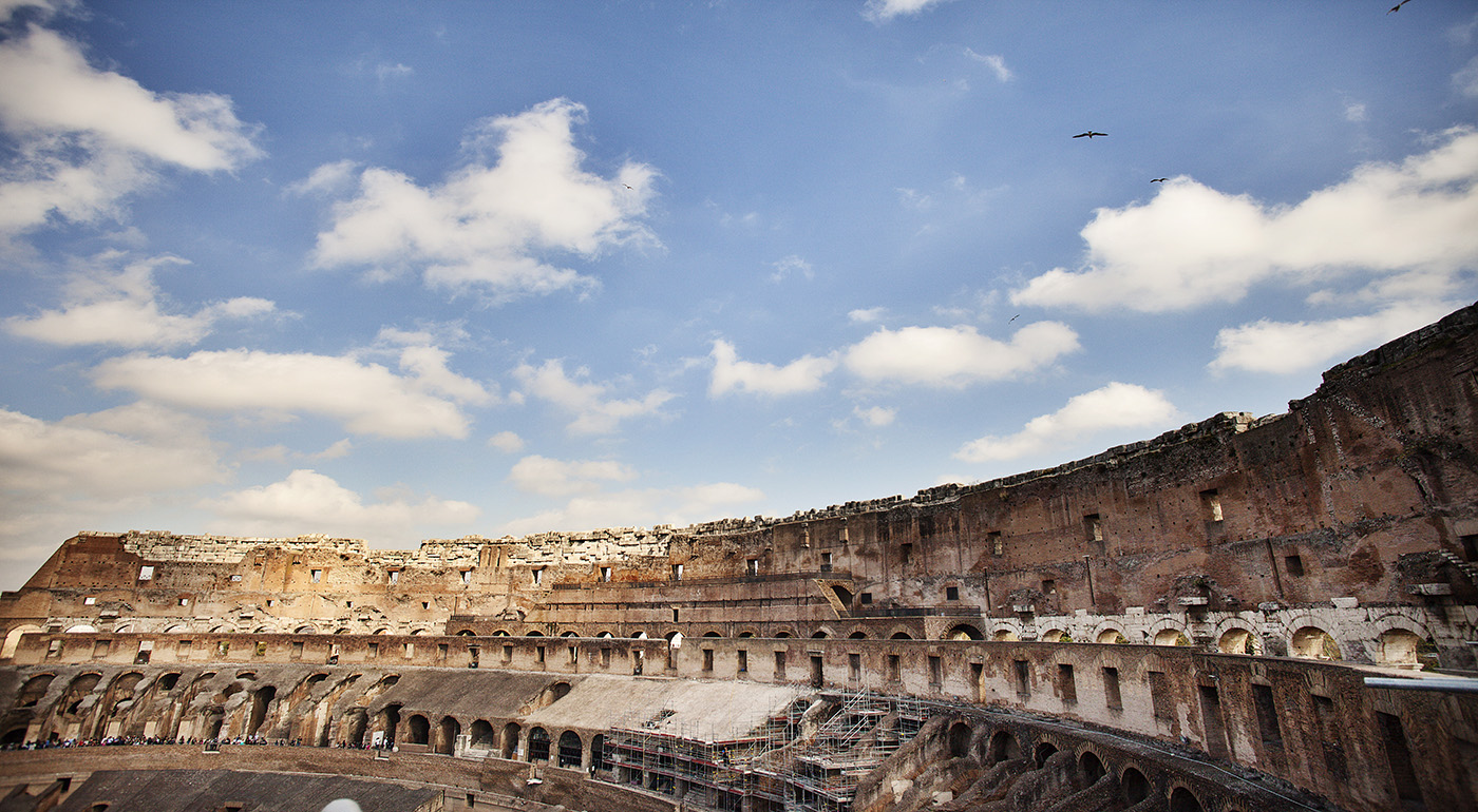 Michelangelo - The new Colosseum - photo 2