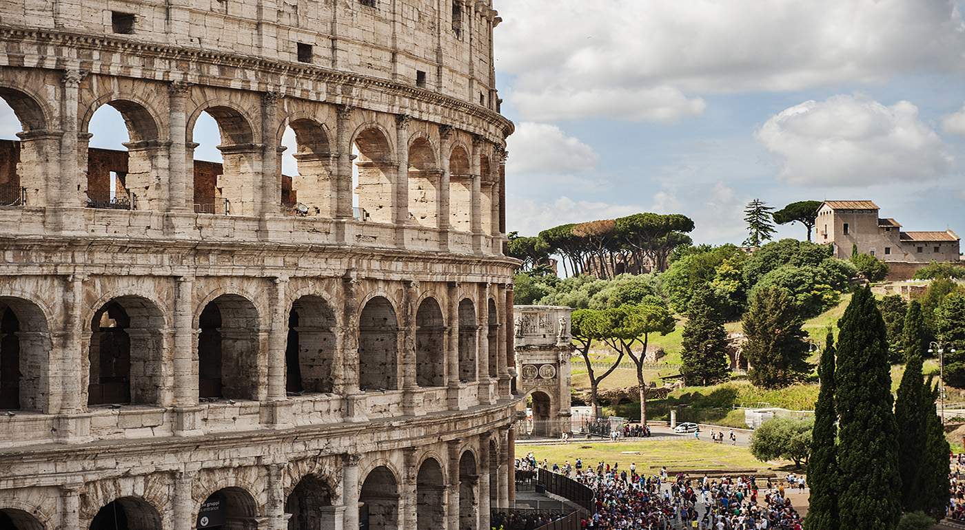 Michelangelo - The new Colosseum - photo 4