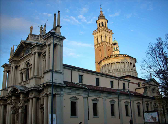 Top museum in Saronno