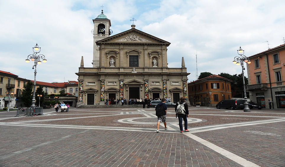 A journey in Saronno