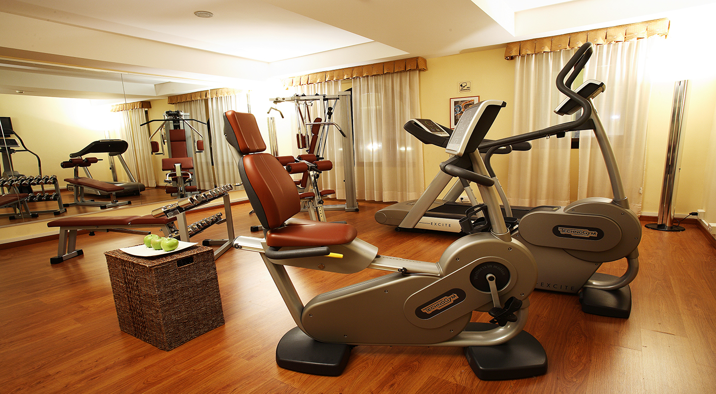 Fitness Room Starhotels Majestic