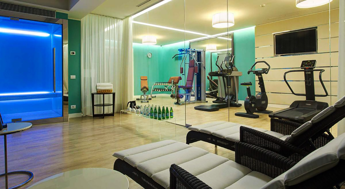Savoia Excelsior Palace - Up-to-date fitness - photo 2