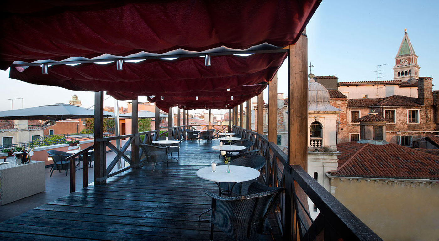 Starhotels Splendid Venice - Altana e Lounge Bar