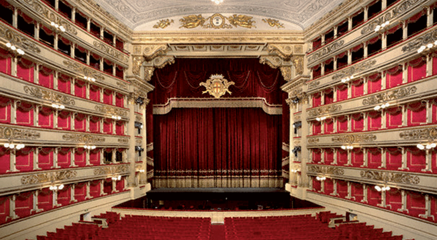 Teatro alla Scala Milan Package