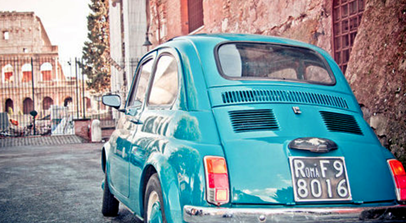 Metropole - Green Rome Tour in iconic Fiat 500 - photo 1