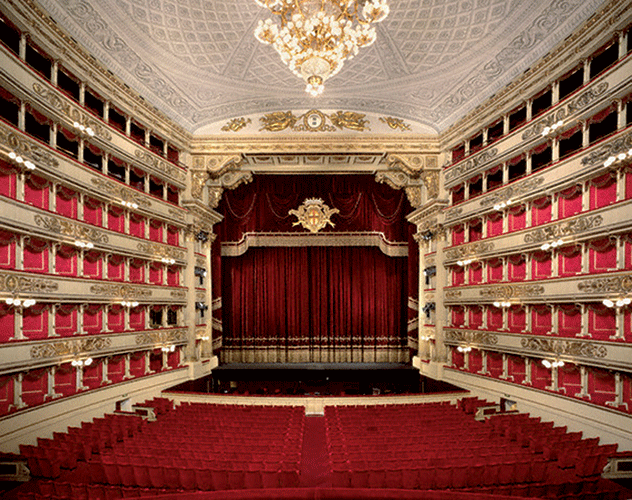 Teatro alla Scala Package