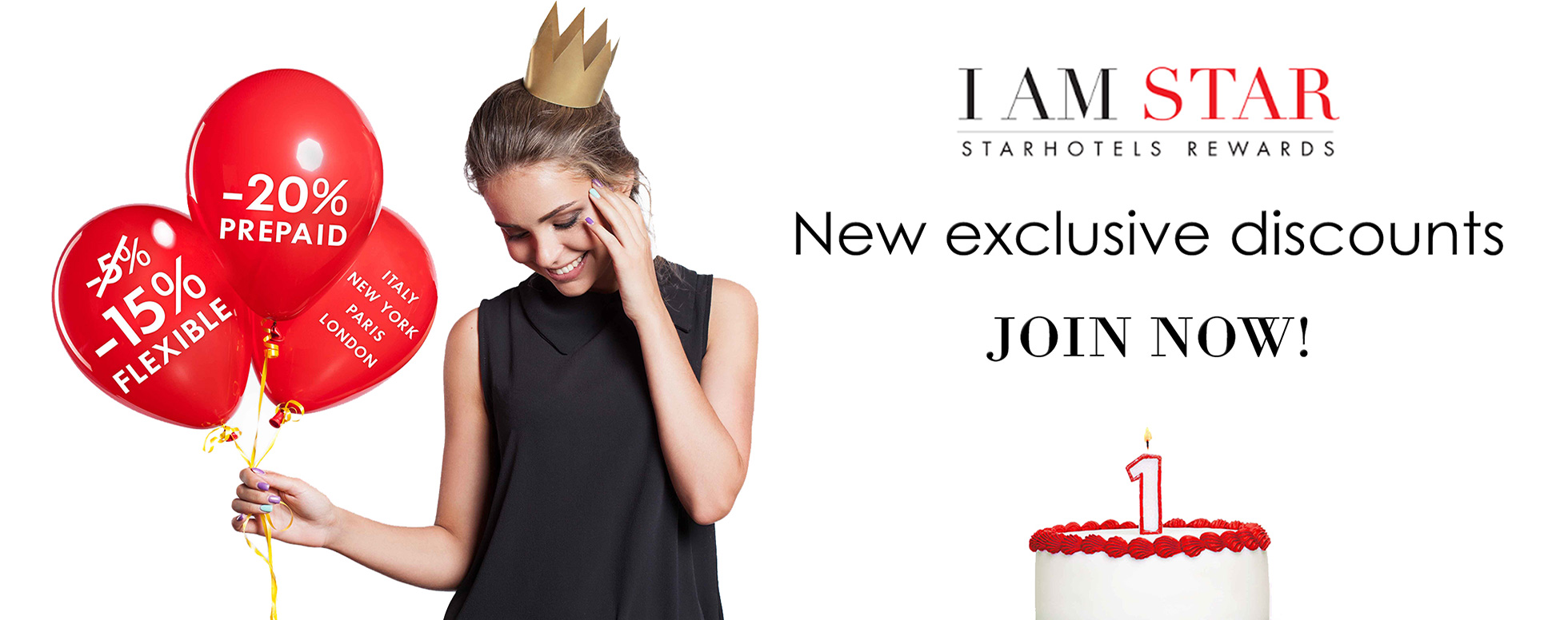 JOIN I AM STAR