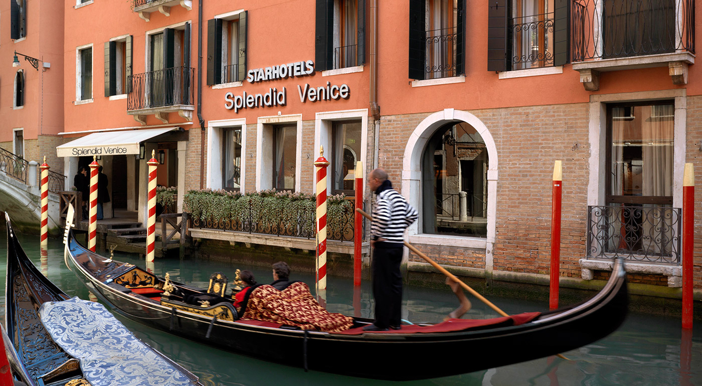 Splendid Venice - Gondolier for one day - photo 1