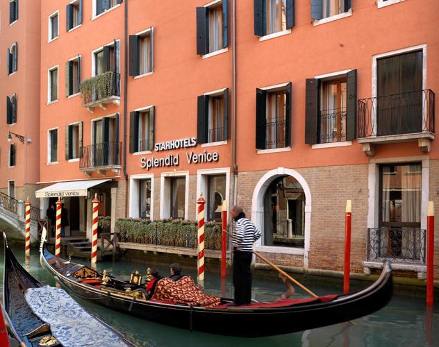 Gondolier for a Day