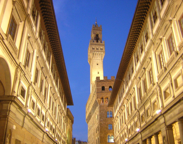 Uffizi Gallery Package
