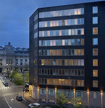 Design hotel milano hotel vicino stazione centrale for Design hotel milano centro