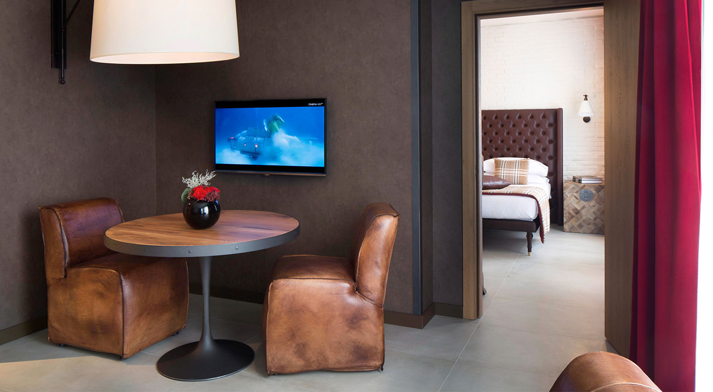 Suite Executive Milan Business Palace Starhotels