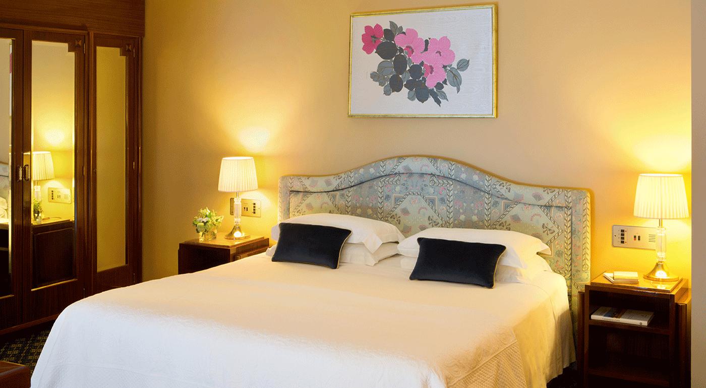 Hotel Lusso Parma Suite Parma Starhotels Du Parc