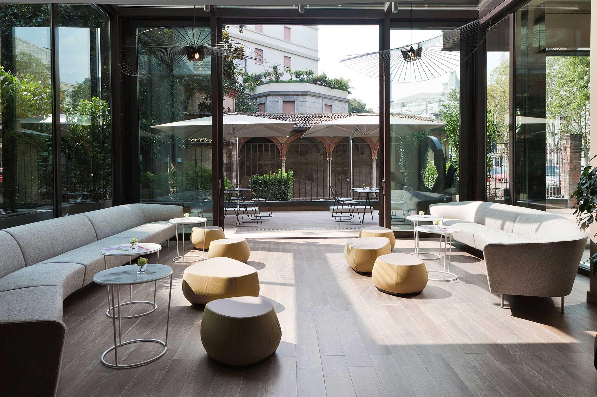 Starhotels E C Ho Eco Friendly Hotel 4 Star Near Milano