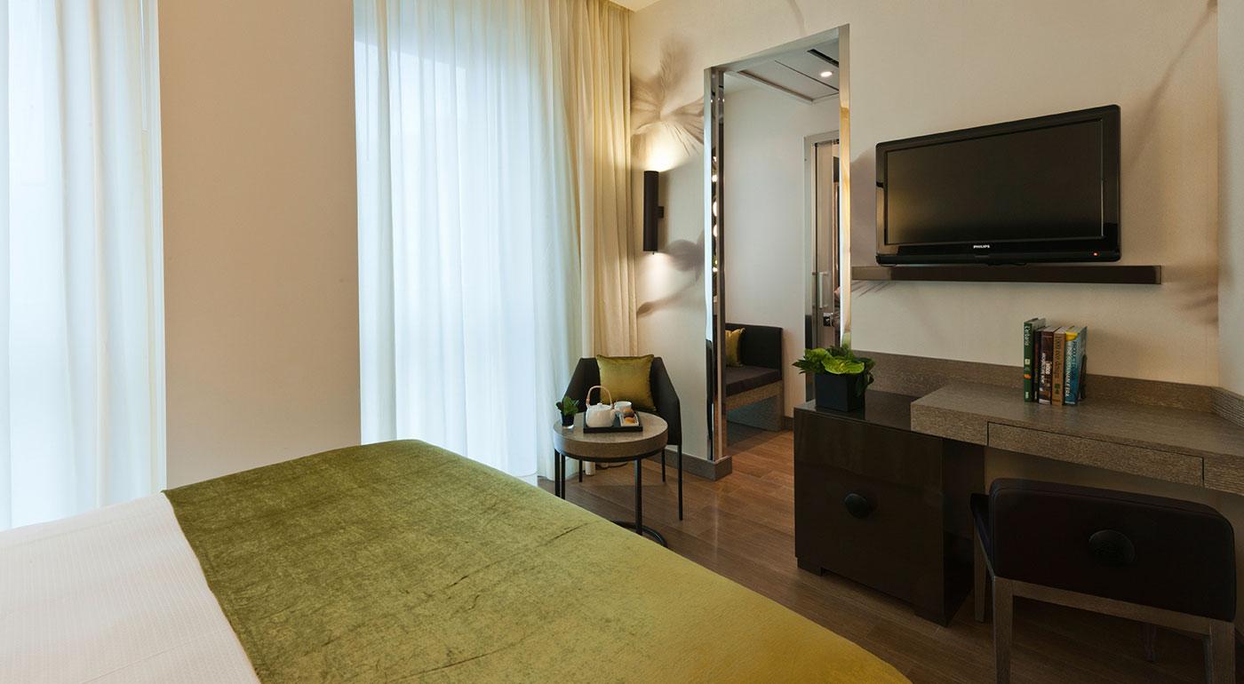 Camera Superior Hotel 4 Stelle A Milano Starhotels E C Ho