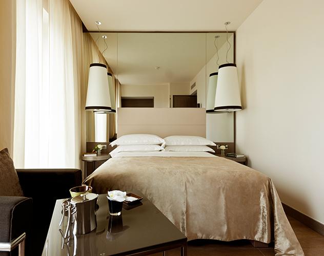 Hotel design milano hotel 4 stelle milano starhotels e for Milano hotel design