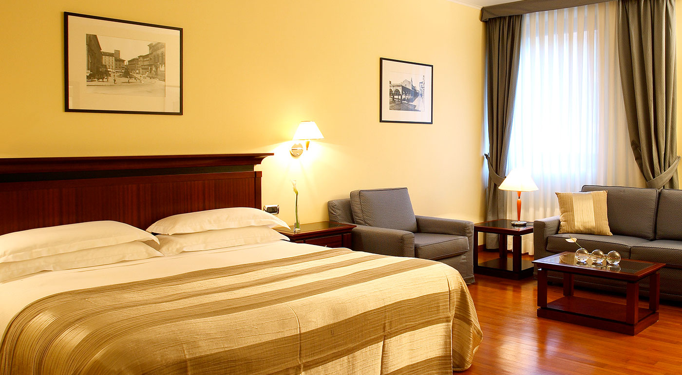 Suite hotel 4 stelle a bologna starhotels excelsior for Hotel quattro stelle bologna