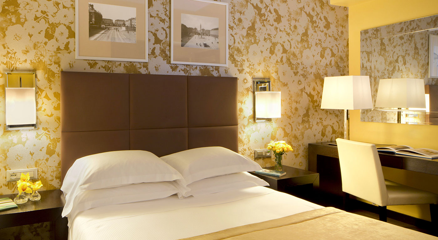 Classic Room Majestic Starhotels Official Site