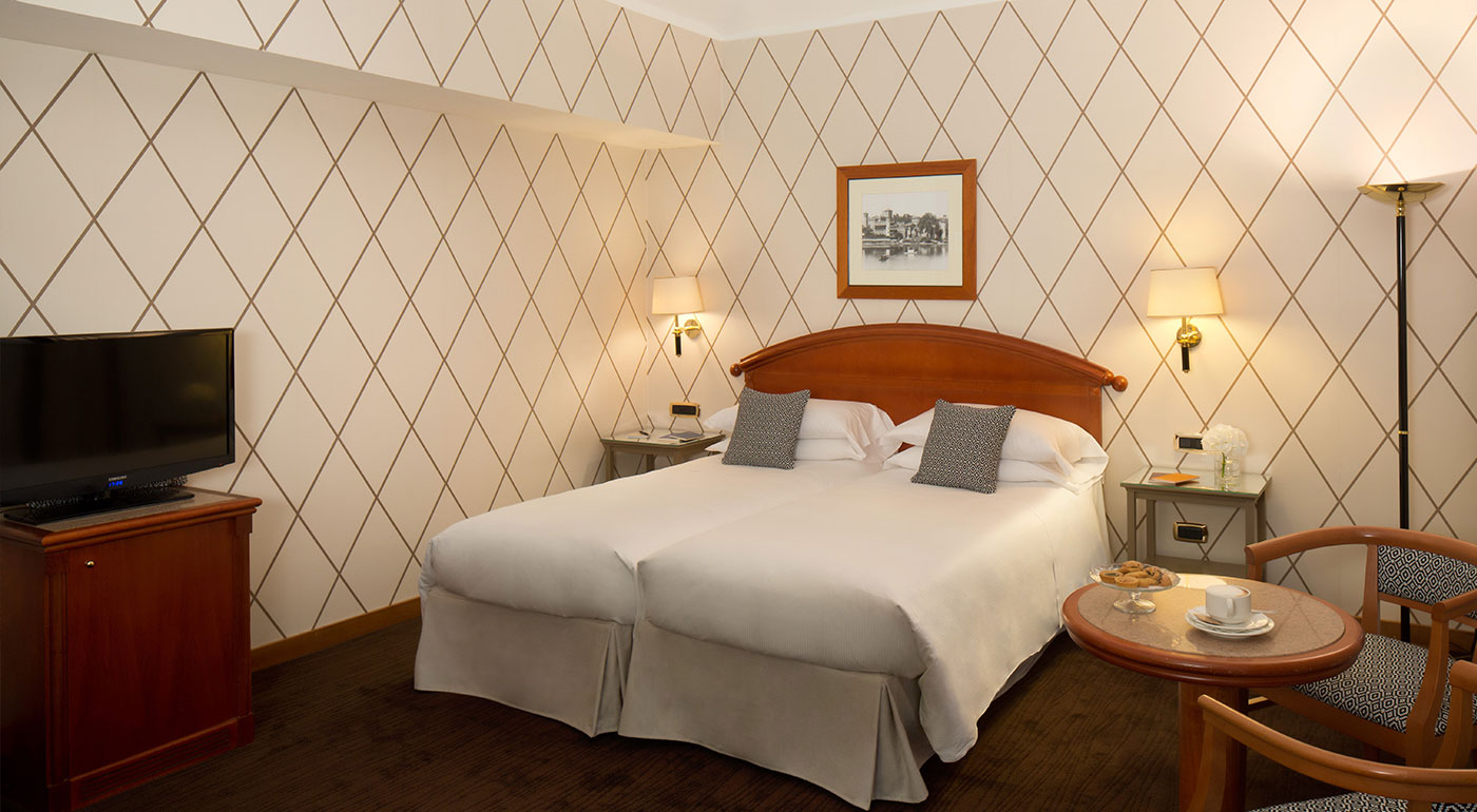 Superior Room Majestic Starhotels Official Site