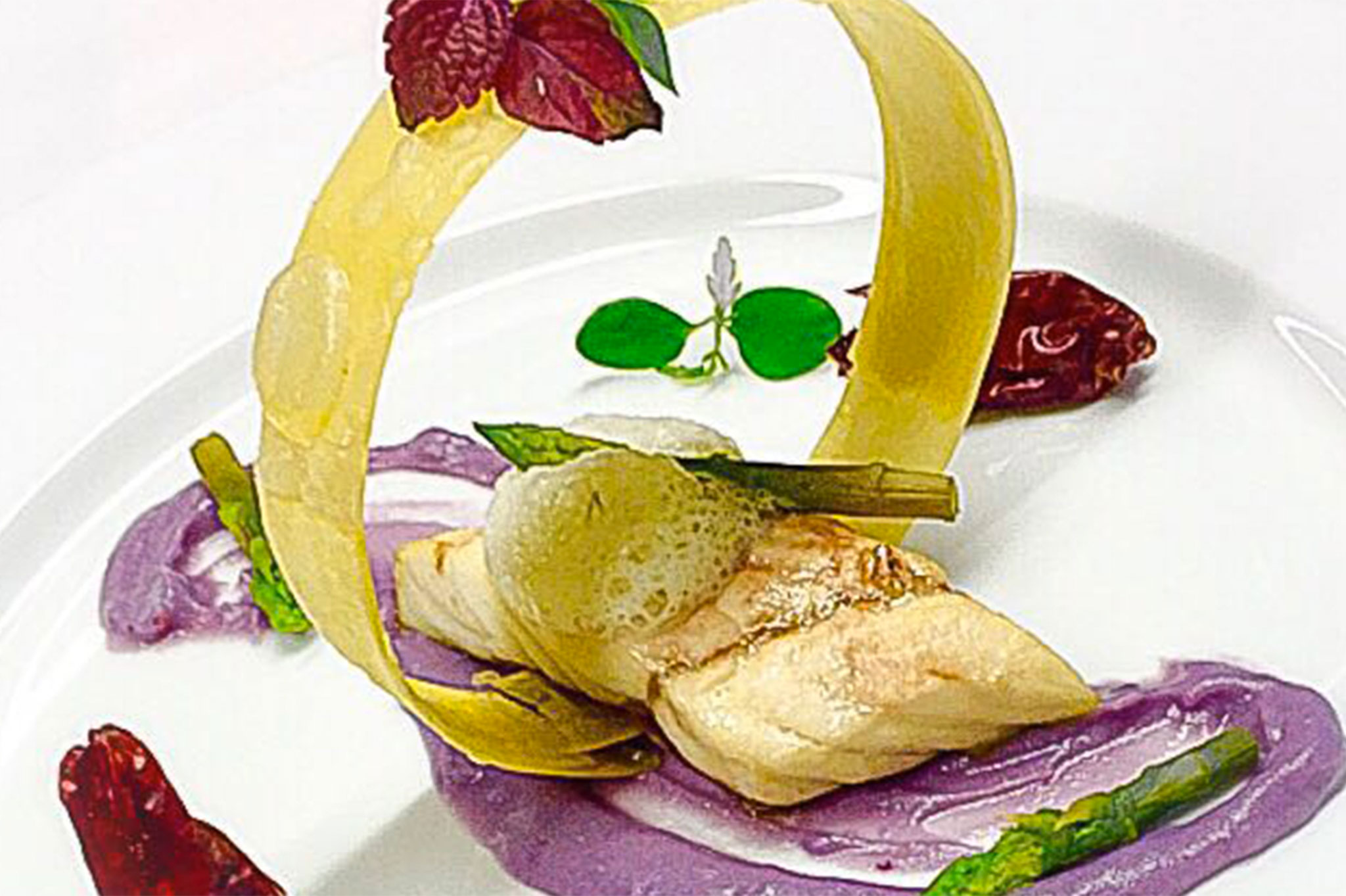 Metropole - Baked sea bass fillet - photo 1