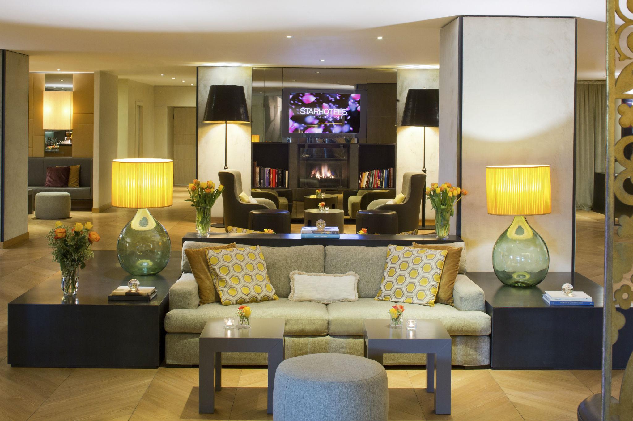 Starhotels Michelangelo, 4 star hotel in Florence Italy near ...
