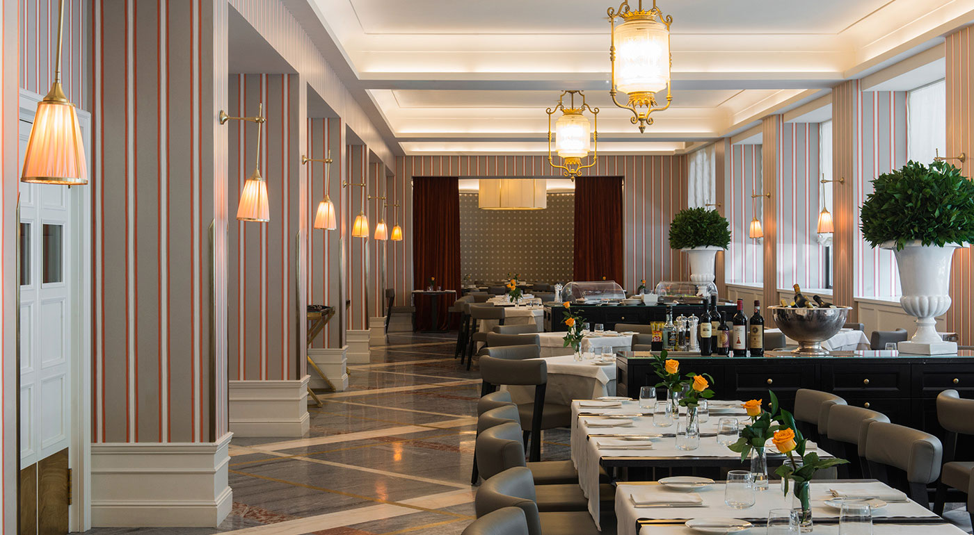 Michelangelo The Dome Restaurant By Eataly Photo 1