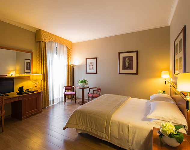 Rooms: Rooms & Suites, 4 Star Hotel In Rome