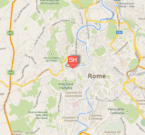 Rome 4 star hotel near Vatican City Starhotels Michelangelo