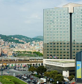 Hotel Nh Genova Centro Genova Ge