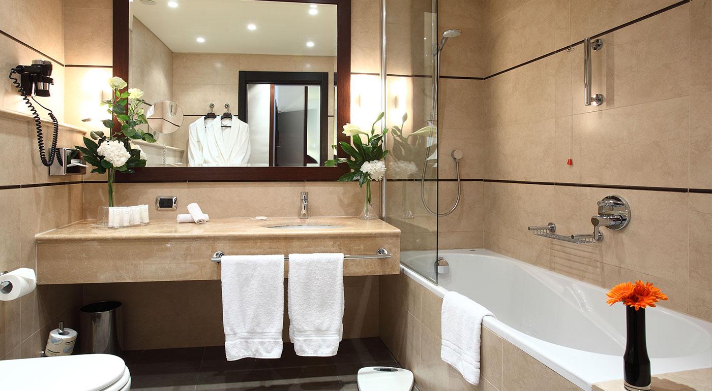 Camera Superior Hotel 4 Stelle Milano Centro