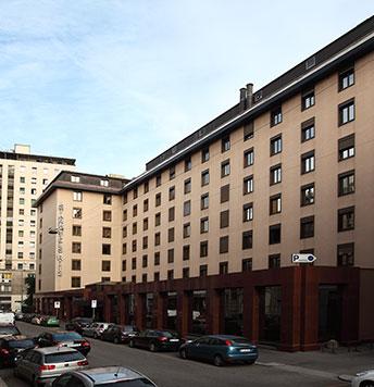 milan 4 star hotel near train station starhotels ritz
