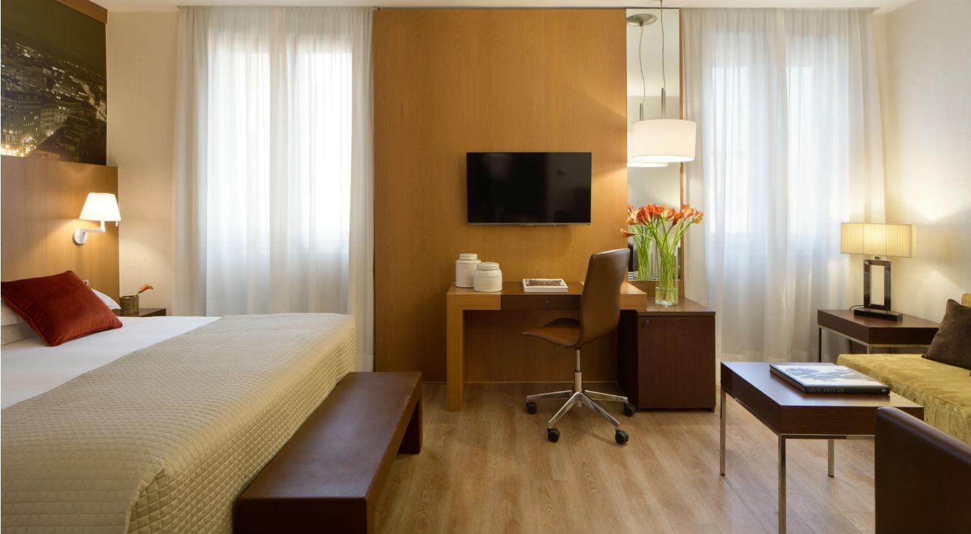 Star Hotel Ritz Via Spallanzani  Milano