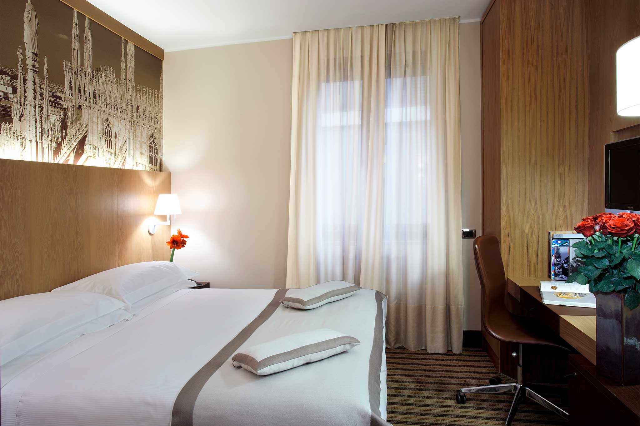 Photos And Videos Hotel Milan City Centre Starhotels Ritz