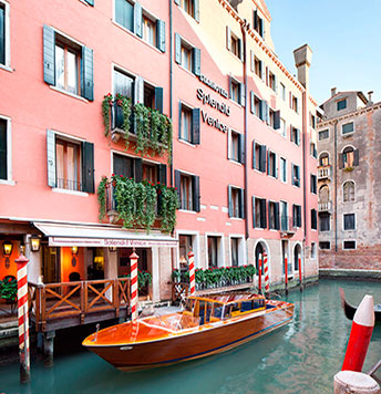 Luxury boutique hotel in venice italy near san marco for Boutique hotel venezia