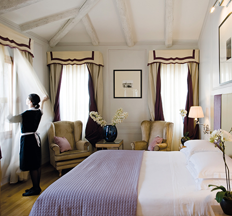 Luxury boutique hotel in venice italy near san marco for Boutique hotels italy