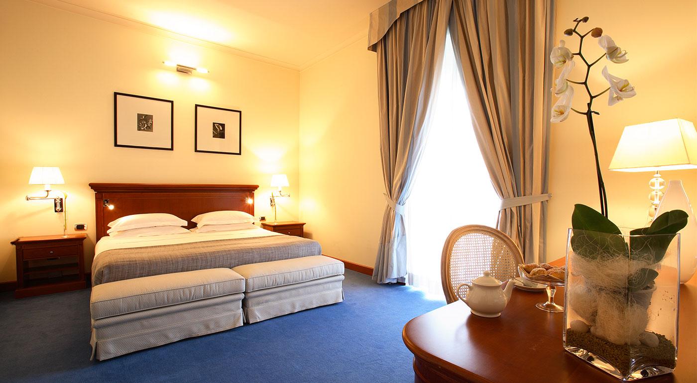 Hotel Starhotel Grand Milan Saronno