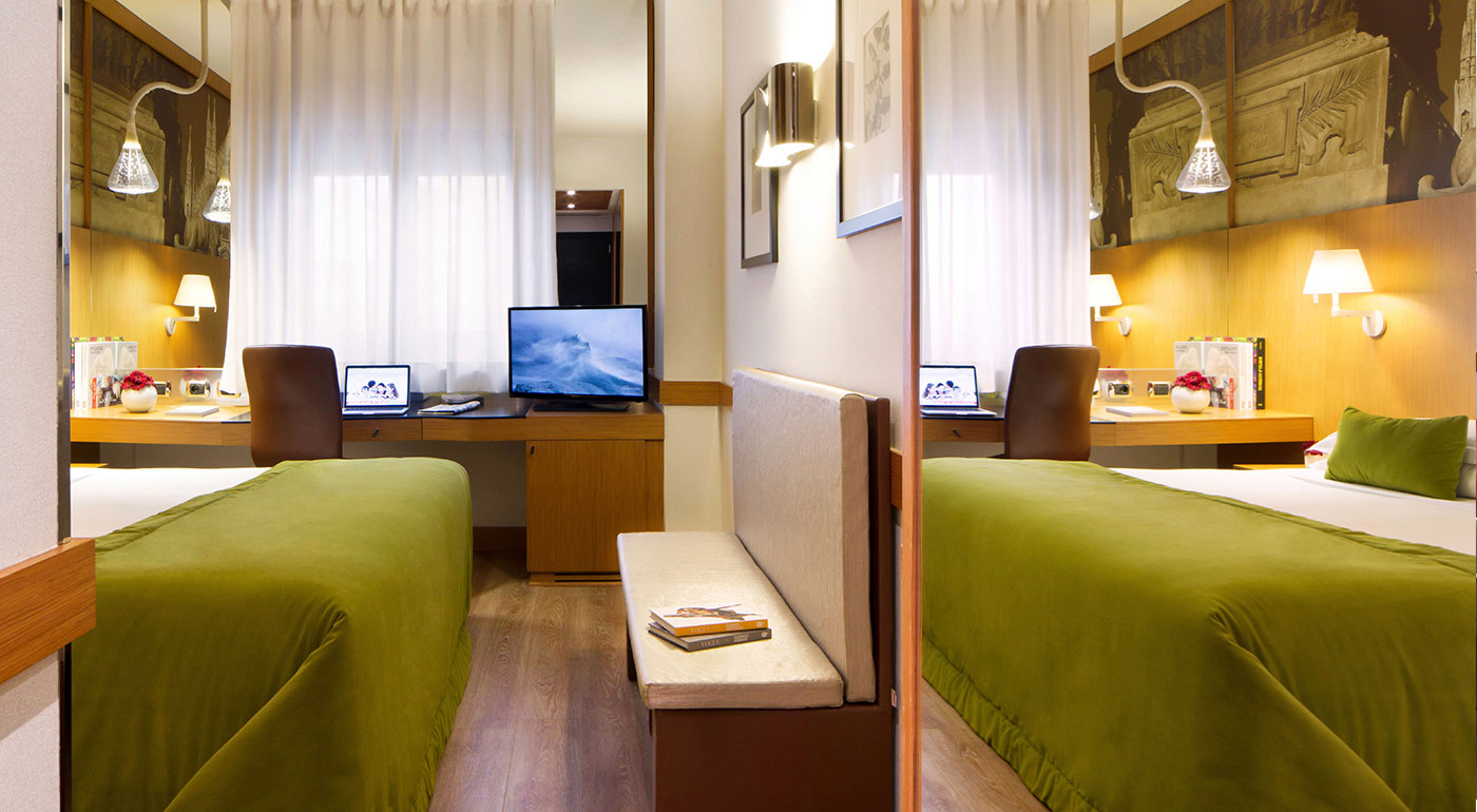 Superior Rooms | Tourist | Starhotels Official Site
