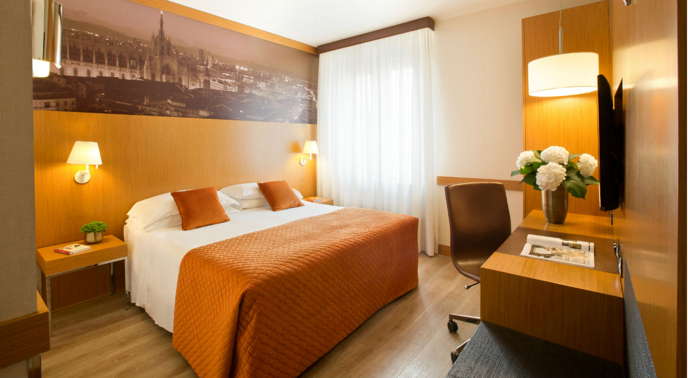 Classic Rooms | Tourist | Starhotels Official Site